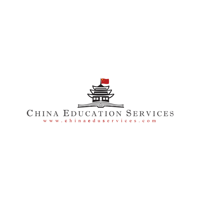 China Education Services Logo Design, School