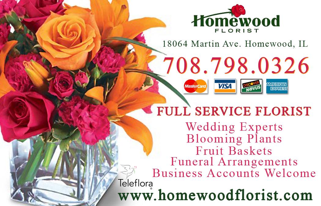 Homewood Florist Ad2