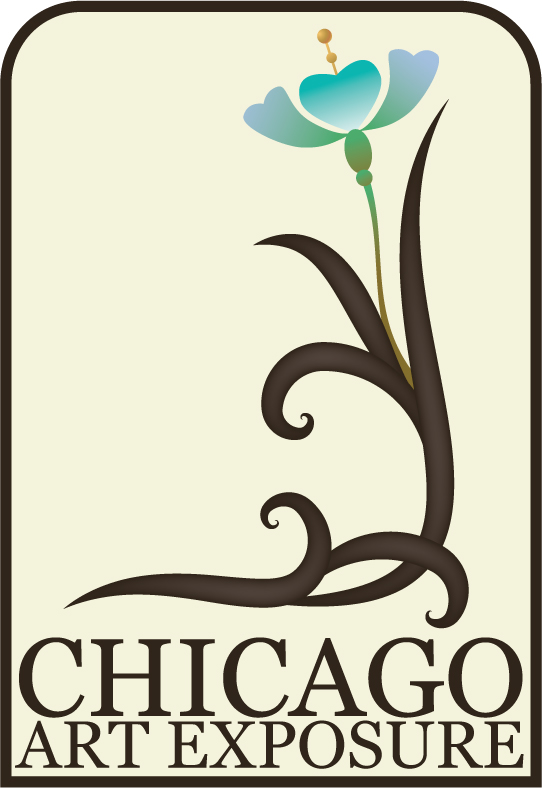 Logo Design Chicago Art Exposure Nashville Graphic