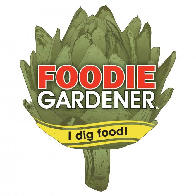 Foodie Gardener- Logo Design