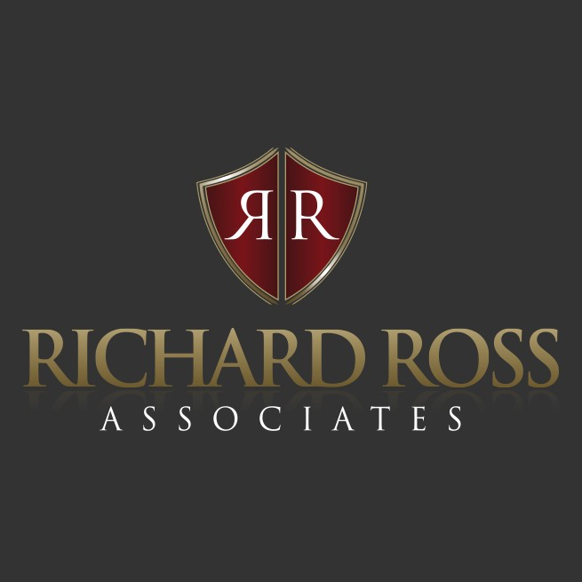 Richard Ross Associates- Logo Design, Westlake Village, CA