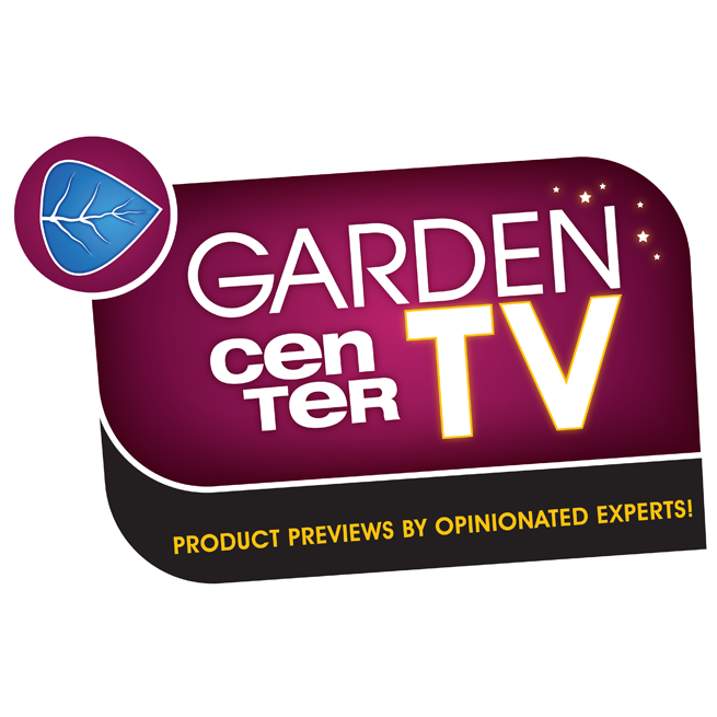 Garden Center TV, Shirley Bovshow, logo design