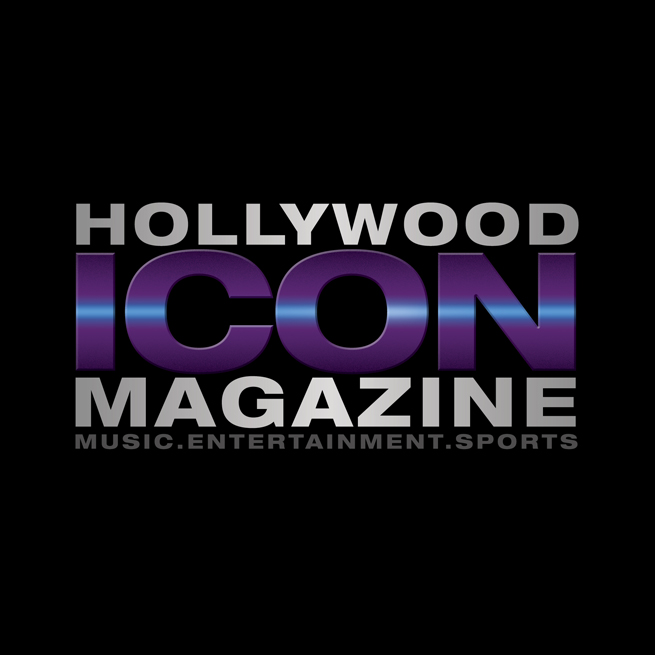 Hollywood Icon Magazine Logo Design