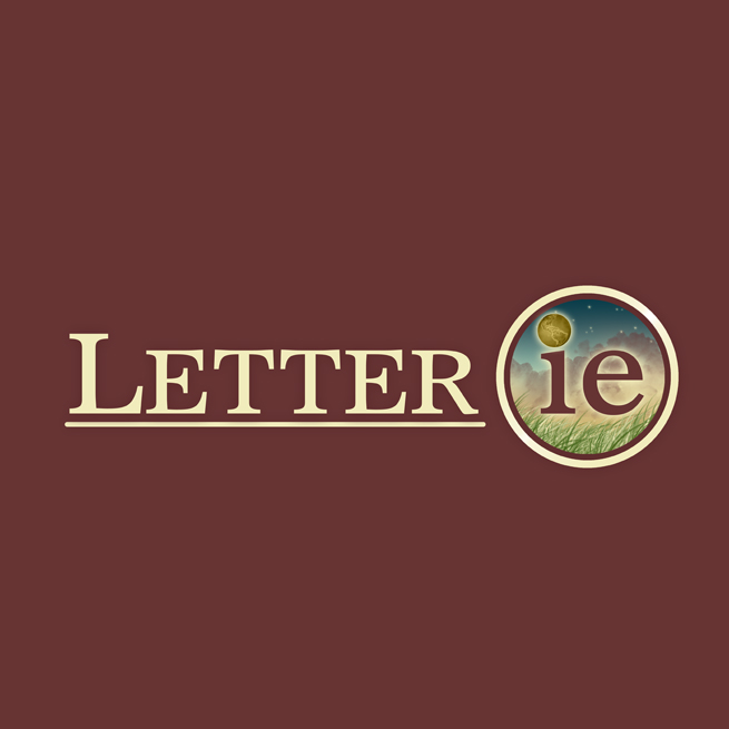 Letter IE Logo Design