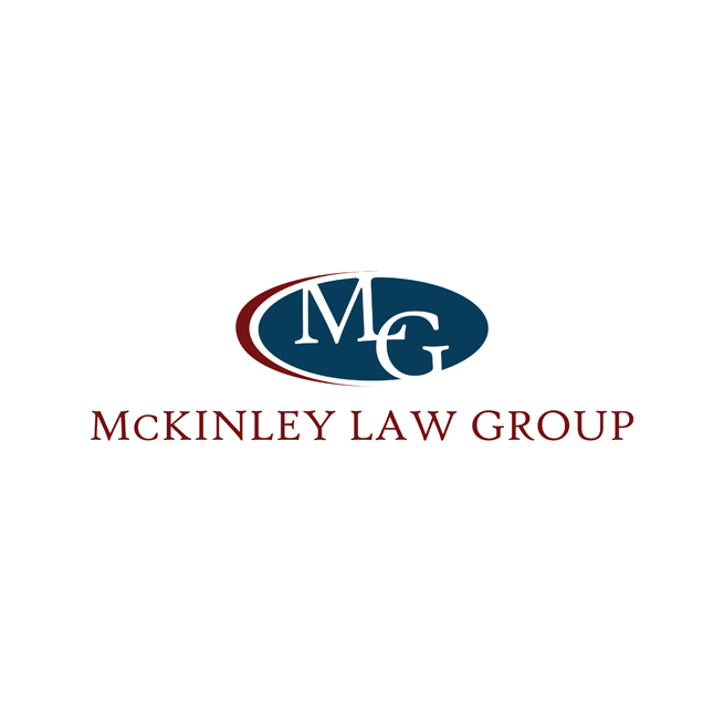 McKinley Law Group Logo Design, Lawyer