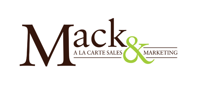Mack a la carte sales and marketing, lisa mack, logo