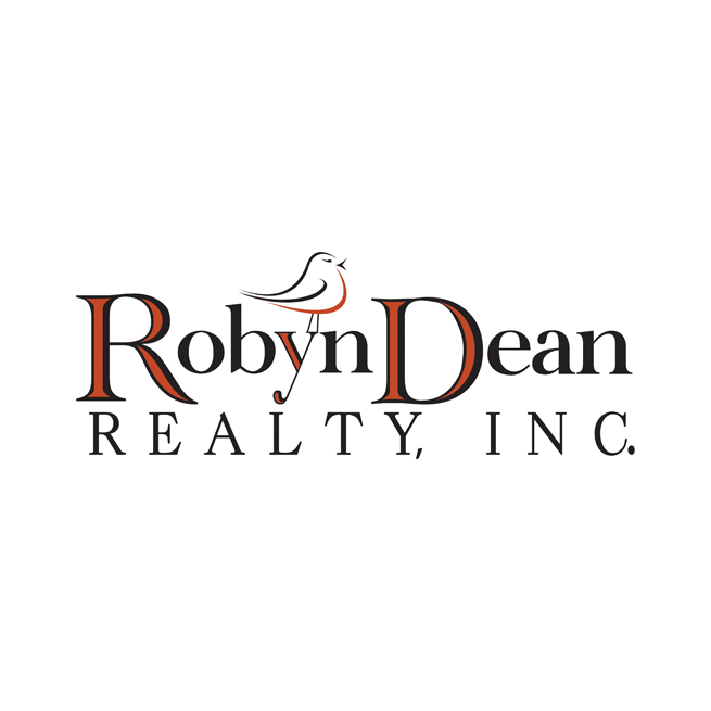 Robyn Dean Realty, Inc. Logo Design, Bird