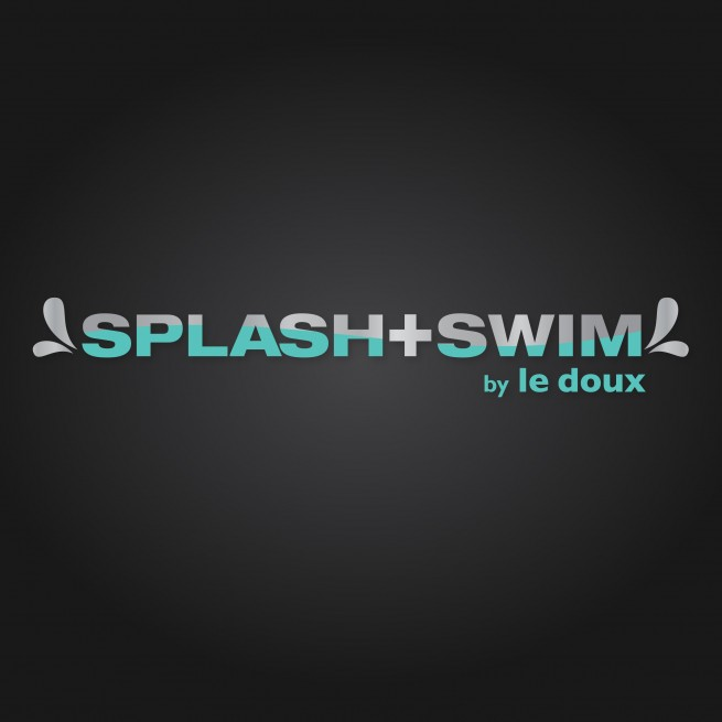 Splash + Swim, Le Doux Logo Design