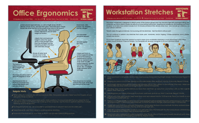 Office Ergonomics – Midtown Physical Therapy