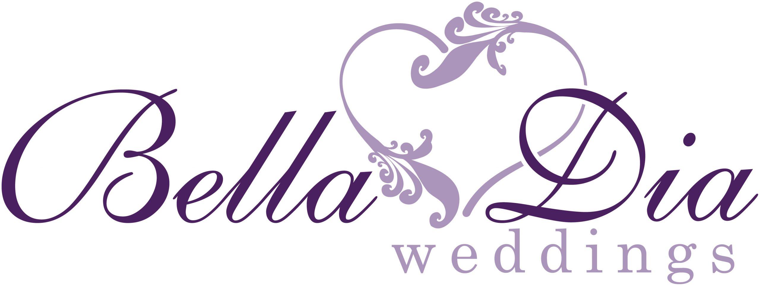 Bella Dia Weddings, Logo Design