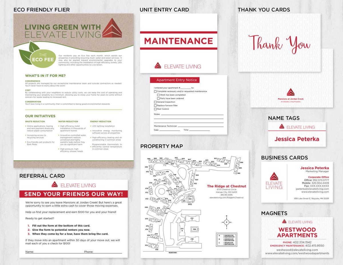 Property Management Marketing Design