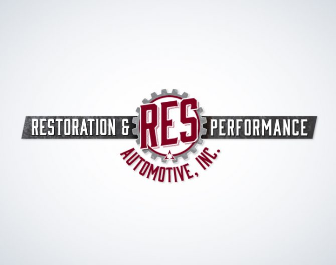 RES Automotive, Inc. – Logo Design